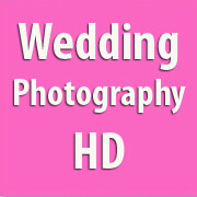 WeddingPhotographyHD.com Logo